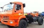 Шасси КамАЗ 43501-3011-69(G5)