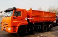 Самосвал КамАЗ 45143-6012-50