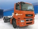 Шасси КамАЗ 5325-1002-69(G5)