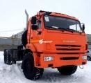 Седельный тягач КамАЗ 53504-6910-50
