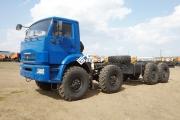 Шасси КамАЗ 63501-3025-52