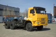 Шасси КамАЗ 65115-773962-50