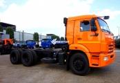 Шасси КамАЗ 65115-3968-48(A5)