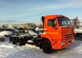Шасси КамАЗ 65115-3034-48(A5)