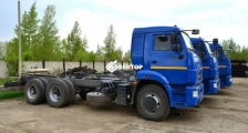 Шасси КамАЗ 65115-3052-48(A5)