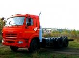 Шасси КамАЗ 65115-3971-48(A5)