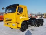 Седельный тягач КамАЗ 65116-7010-48(A5)
