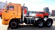 Седельный тягач КамАЗ 65116-6912-48(A5)