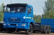 Шасси КамАЗ 65117-3010-50