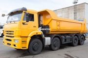 Самосвал КамАЗ 65201-6011-49(B5)