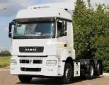 Седельный тягач КамАЗ 65209-001-87(S5)
