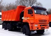 Самосвал КамАЗ 65222-6010-53