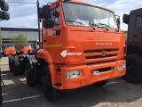 Шасси КамАЗ 6540-3028-48(A5)