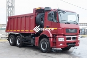 Самосвал КамАЗ 6520-001-49(B5)