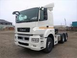 Седельный тягач КамАЗ 65206-008-87(S5)