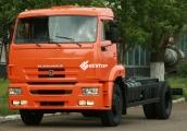 Шасси КамАЗ 43253-3010-69(G5)