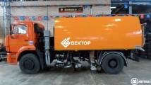 Ceksan VKM-7000 на шасси Камаз 53605